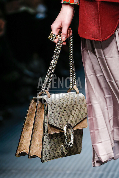 Gucci<br /> Milan RTW Fall Winter 2015 <br /> February 2015