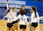 American International vs Concordia St. Paul Women's DII Volleyball Championship