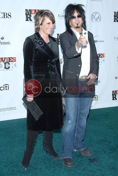 Nikki Sixx and guest<br />at 'Movies Rock' A Celebration Of Music In Film, Kodak Theatre, Hollywood, CA. 12-02-07<br />Dave Edwards/DailyCeleb.com 818-249-4998