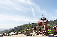 The Lookout Roadhouse, Lake Elsinore, California.