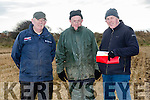At the Ardfert Ploughing association Co. Championship Ploughing Match  on the lands of Michael McCarthy, Ballinprior, Ardfert on Sunday were Aeneas Horan, Castleisland, Ger Hannon, John Donnellon