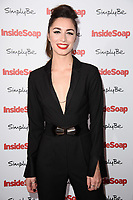 Julia Goulding<br /> at the Inside Soap Awards 2017 held at the Hippodrome, Leicester Square, London<br /> <br /> <br /> ©Ash Knotek  D3348  06/11/2017