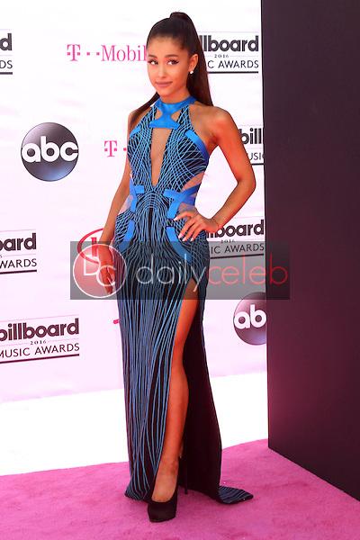 Ariana Grande<br /> at the 2016 Billboard Music Awards Arrivals, T-Mobile Arena, Las Vegas, NV 05-22-16<br /> David Edwards/Dailyceleb.com 818-249-4998