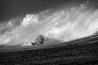 Namotu Island, Fiji (Saturday, June 6, 2015) Kelly Slater (USA) . Cloudbreak was a good size on dawn with bumby faces due to the last few days of wind. It clened up quickly with a number of the Top 34 surfers getting in some practice time. The high tide slowed things down mid moring.<br />  Photo: joliphotos.com