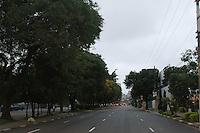 SAO PAULO,SP, 02 JANEIRO 2013 - TRANSITO SP - Av Rudge tem transito livre nos dois sentidos, no final de tarde do primeiro dia util do ano, 02, zona central  da capital paulista- FOTO: LOLA OLIVEIRA/BRAZIL PHOTO PRESS