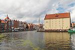Gdańsk, (woj. pomorskie) 18.07.2016. Centralne Muzeum Morskie.