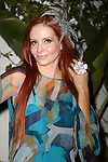 PHOEBE PRICE. Malibu, California-based fashion brand Sjobeck previews its Fall 2010 collection at Fred Segal Trend. Santa Monica, CA, USA. March 19, 2010..
