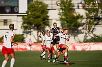 Seattle, WA - Sunday, August 5, 2018: Seattle Reign FC vs Washington Spirit at the UW Medicine Pitch at Memorial Stadium.
