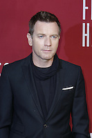Ewan McGregor attending the &quot;American Pastoral&quot; (german title: Amerikanisches Idyll) premiere during 24th Filmfest Hamburg held at Cinemaxx Dammtor, Hamburg, Germany, 29.09.2016. <br /> Photo by Christopher Tamcke/insight media /MediaPunch ***FOR USA ONLY***