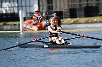 Race: 105 Event: SLwt 1x Quarter-Final - Thames RC vs Edinburgh Univ<br /> <br /> Henley Women's Regatta 2017<br /> <br /> To purchase this photo, or to see pricing information for Prints and Downloads, click the blue 'Add to Cart' button at the top-right of the page.