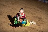 SEBRA - Beckley, WV - 1.18.2014 - Behind the Chutes(Scenes)