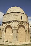 Israel, Jerusalem, Israel, Jerusalem, the Ascension Chapel on the Mount of Olives