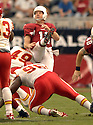 SCOTT PLAYER, of the Arizona Cardinals, in action against the Kansas CIty Chiefs on October 8, 2006 in Phoenix, AZ...Chiefs win 23-20..David Durochik / SportPics.