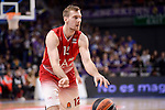 EA7 Emporio Armani Milan's Zoran Dragic during Turkish Airlines Euroleage match between Real Madrid and EA7 Emporio Armani Milan at Wizink Center in Madrid, Spain. January 27, 2017. (ALTERPHOTOS/BorjaB.Hojas)