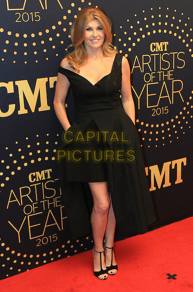 02 December 2015 - Nashville, Tennessee - Connie Britton. 2015 &quot;CMT Artists of the Year&quot; held at Schermerhorn Symphony Center. <br /> CAP/ADM/BM<br /> &copy;BM/ADM/Capital Pictures