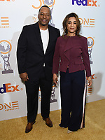 09 March 2019 - Hollywood, California - DEon Taylor, Roxanne Taylor. 50th NAACP Image Awards Nominees Luncheon held at the Loews Hollywood Hotel.  <br /> CAP/ADM/BT<br /> &copy;BT/ADM/Capital Pictures