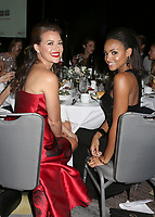 HOLLYWOOD, CA - SEPTEMBER 30: Meagan Tandy, Kim Biddle, at The 6th Annual Saving Innocence Gala_Insde at Loews Hollywood Hotel, California on September 30, 2017. Credit: Faye Sadou/MediaPunch