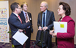 BRUSSELS - BELGIUM - 25 November 2016 -- European Training Foundation (ETF) Governing Board meeting. -- Kiril Kiryakov, Policy Officer - International Policy Officer - External relations and Enlargement DG EMPL - European Commission; Christophe Masson, Policy Officer DG NEAR A3 - European Commission; Michel Servoz, Director-General, DG Employment, Social Affairs and Inclusion - European Commission; Madlen Serban, Director ETF. -- PHOTO: Juha ROININEN / EUP-IMAGES