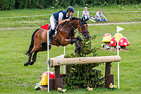 AUS-Christopher Burton rides Coup De Coeur Dudevin during the Cross Country for the CCI3*-S Section A. 2019 GBR-Barbury Castle International Horse Trial. Wiltshire, Great Britain. Saturday 6 July. Copyright Photo: Libby Law Photography
