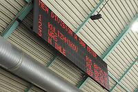 SCHAATSEN: HEERENVEEN: IJsstadion Thialf, 07-02-15, World Cup, results 500m Men Division A, ©foto Martin de Jong