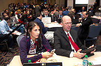 Yael Averbuch. The NWSL draft was held at the Pennsylvania Convention Center in Philadelphia, PA, on January 17, 2014.
