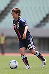 Yushika Nakamura (JPN), .JUNE 17, 2012 - Football / Soccer : .Women's International Friendly match between U-20 Japan 1-0 U-20 United States .at Nagai Stadium, Osaka, Japan. (Photo by Akihiro Sugimoto/AFLO SPORT) [1080]