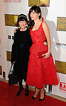 BEVERLY HILLS, CA - JUNE 18: Zooey Deschanel and mother Mary Jo Deschanel arrive at The Critics' Choice Television Awards at The Beverly Hilton Hotel on June 18, 2012 in Beverly Hills, California.