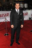 "1 February 2016 - Westwood, California - Josh Brolin. ""Hail, Caesar!"" Los Angeles Premiere held at the Regency Village Theatre. Photo Credit: Byron Purvis/AdMedia"