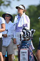 Sandra Gal (DEU) looks over her tee shot on 2 during round 1 of the 2019 US Women's Open, Charleston Country Club, Charleston, South Carolina,  USA. 5/30/2019.<br /> Picture: Golffile | Ken Murray<br /> <br /> All photo usage must carry mandatory copyright credit (© Golffile | Ken Murray)