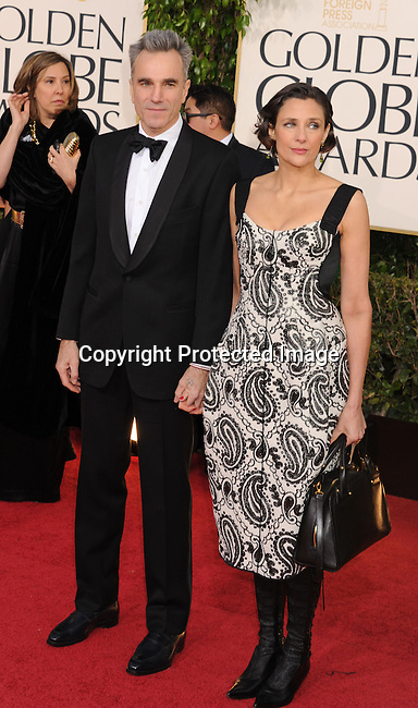 LOS ANGELES {CA} - JANUARY 12:The 70th Annual Golden Globe Awards held at The Beverly Hilton Hotel on January 13, 2013 in Beverly Hills, California...