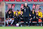S&ouml;dert&auml;lje 2013-10-06 Fotboll Allsvenskan Syrianska FC - IF Elfsborg :  <br /> Elfsborg tr&auml;nare Klas Ingesson reagerar under matchen<br /> (Foto: Kenta J&ouml;nsson) Nyckelord:  portr&auml;tt portrait