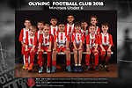 Olympic FC Miniroos Under 6 2018