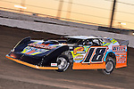 Feb 17, 2014; 6:22:21 PM;  Barberville, FL, USA;  World of Outlaws Late Model Series for 43rd Annual DIRTcar Nationals presented by Summit Racing Equipment at Volusia Speedway Park.  Mandatory Credit: (thesportswire.net)