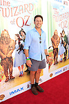 LOS ANGELES - SEP 15: Mark Feuerstein at the Premiere of Warner Bros. Home Entertainment's 'The Wizard Of Oz' 3D + Grand Opening of the New TCL Chinese Theater IMAX on September 15, 2013 in Los Angeles, California