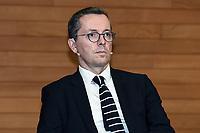 Jacques Henry Eyraud <br /> Milano 19/09/2019 - convegno Financial Fair Play / Photo Daniele Buffa/Image Sport/Insidefoto