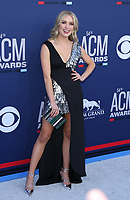 07 April 2019 - Las Vegas, NV - Cassie Randolph. 54th Annual ACM Awards Arrivals at MGM Grand Garden Arena. Photo Credit: MJT/AdMedia<br /> CAP/ADM/MJT<br /> &copy; MJT/ADM/Capital Pictures