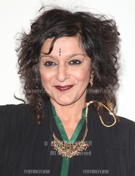 Meera Syal arriving for the Daily Mail Inspirational Women of the Year Awards in support of Wellbeing of Women held at the Marriott Hotel, London. 12/11/2012 Picture by: Alexandra Glen / Featureflash