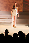 """Miss Cuba Adisleydi Alonso Rodriguez, November 11, 2014, Tokyo, Japan : Miss Cuba Adisleydi Alonso Rodriguez walks down the runway during """"The 54th Miss International Beauty Pageant 2014"""" on November 11, 2014 in Tokyo, Japan. The pageant brings women from more than 65 countries and regions to Japan to become new """"Beauty goodwill ambassadors"""" and also donates money to underprivileged children around the world thought their """"Mis International Fund"""". (Photo by Rodrigo Reyes Marin/AFLO)"""