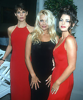 Alexandra Paul Pam Anderson Yasmin Bleeth<br /> 1994<br /> Photo By Michael Ferguson/CelebrityArchaeology.com