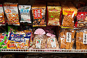 Japanese candy, Toyo Shokuhin Market in Cary, N.C., Wednesday, September 28, 2011.