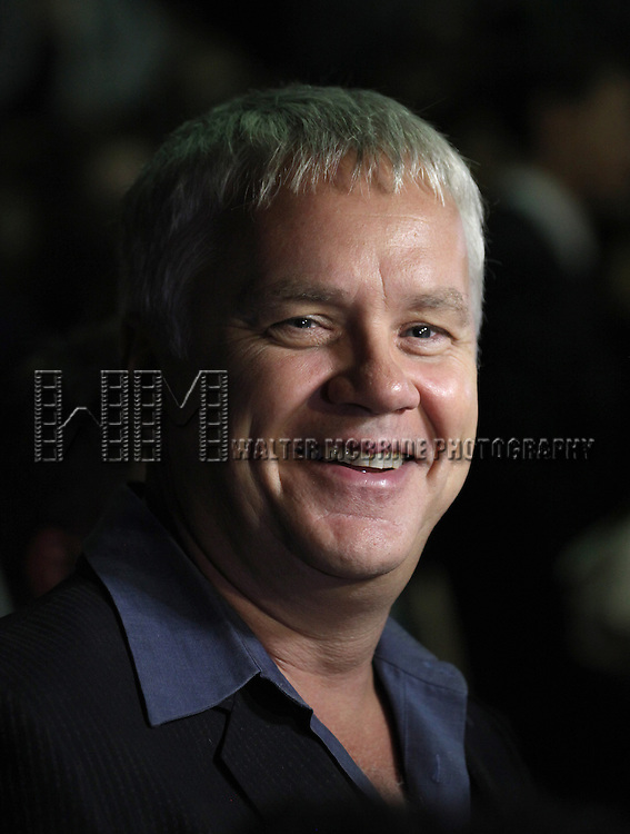Tim Robbins attending the The 2012 Toronto International Film Festival.Red Carpet Arrivals for 'Thanks For Sharing' at the Ryerson Theatre in Toronto on 9/8/2012
