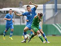2015.03.31 U19 Ireland - Slovakia