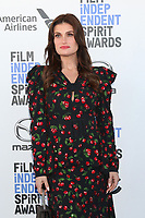 LOS ANGELES - FEB 8:  Idina Menzel at the 2020 Film Independent Spirit Awards at the Beach on February 8, 2020 in Santa Monica, CA