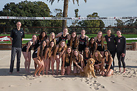Stanford Beach Volleyball Team Photo, March 3, 2017