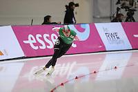 SCHAATSEN: SALT LAKE CITY: Utah Olympic Oval, 15-11-2013, Essent ISU World Cup, 1500m, Vitaly Mikhailov (BLR), ©foto Martin de Jong