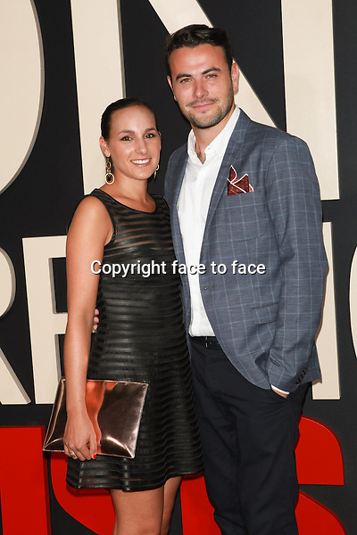 NEW YORK, NY - AUGUST 26: Meredith Winston and Ben Winston at the One Direction: This Is Us New York Film Premiere at the Ziegfeld Theatre in New York City. August 26, 2013. <br /> Credit: MediaPunch/face to face<br /> - Germany, Austria, Switzerland, Eastern Europe, Australia, UK, USA, Taiwan, Singapore, China, Malaysia, Thailand, Sweden, Estonia, Latvia and Lithuania rights only -