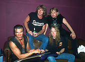 1995: DOKKEN - Dysfunctional Tour of USA