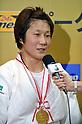 Yoshie Ueno (JPN),.MAY 12, 2012 - Judo : All Japan Selected Judo Championships Women's -63kg at Fukuoka Convention Center, Fukuoka, Japan. (Photo by Jun Tsukida/AFLO SPORT) [0003]