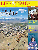 Ladakh, Kashmir (COVER STORY)