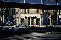 1989-1994; Issy Les Moulineaux, Val de Seine;